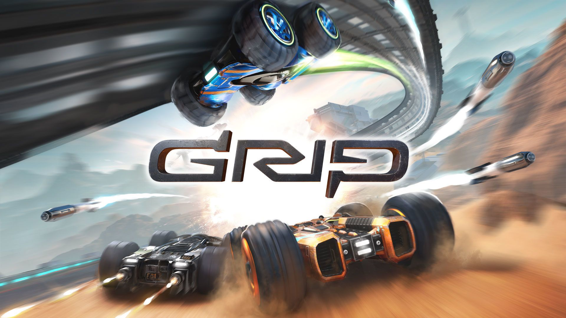 Refereum's Latest Featured Game is Grip: Combat Racing