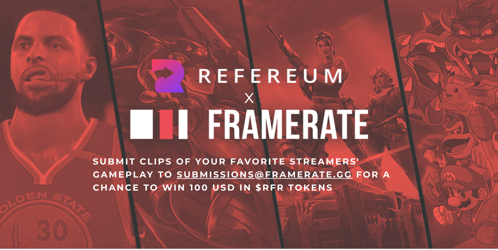 Gamers! Showcase Your Best Plays With Refereum and Framerate