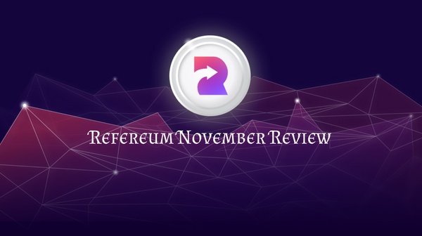 Refereum November Review