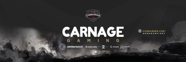 Our latest featured creator hubs are with Carnage Gaming!